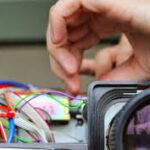 تعمیر مشکلات رنگ تصاویر در ویدئو پروژکتور
