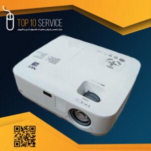 ویدئو پروژکتور استوک کارکرده ان ای سی NEC NP400