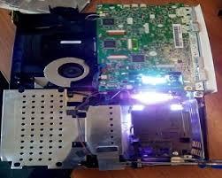 تعمیرات تخصصی ویدئو پروژکتور