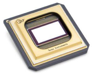 تراشه DMD پروژکتورهای DLP