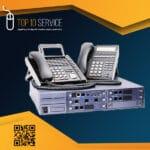 خدمات مرکز تلفن سانترال