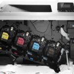 پرینتر لیزری رنگی اچ پی مدل HP M553dn