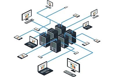طراحی شبکه و نقشه شبکه
