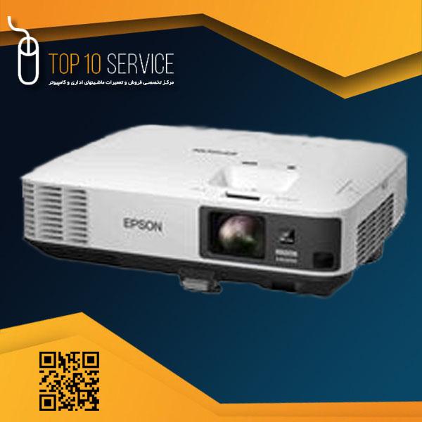 نصب ویدئو پروژکتور اپسون Epson