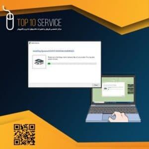 نصب پرینتر اچ پی HP به موبایل