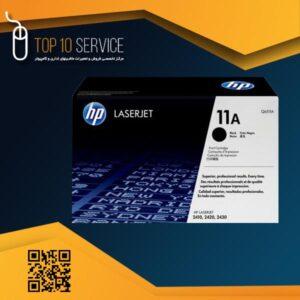 کارتریج تونر مشکی اچ پی HP 11A
