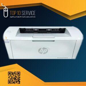 پرینتر لیزری HP M15W