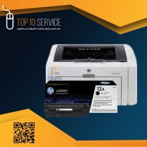 پرینتر HP LaserJet 1022